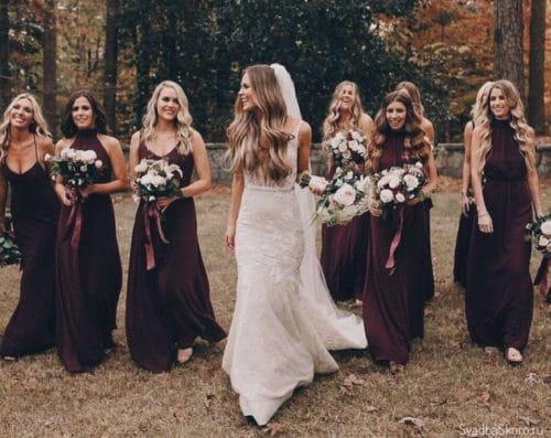 в чем пойти на свадьбу к подруге