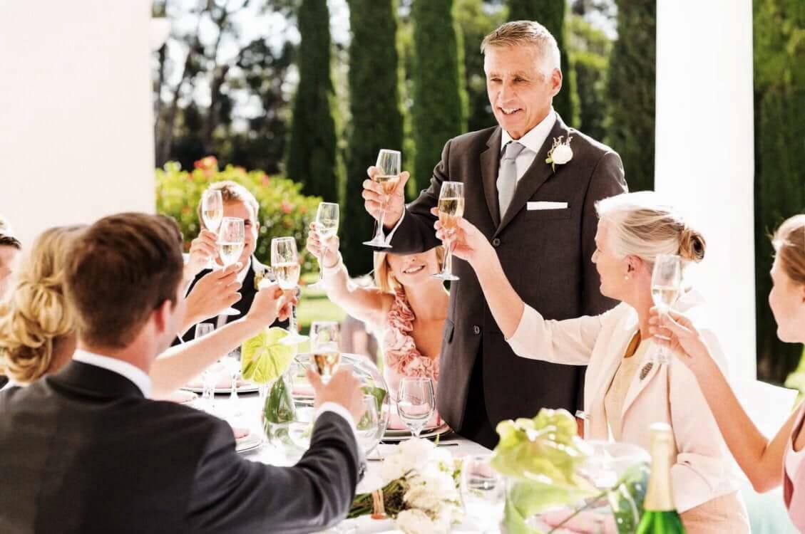 трогательные поздравления на свадьбу